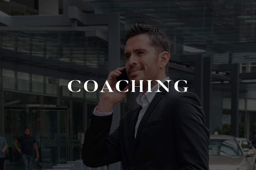 Personal Development Coaching